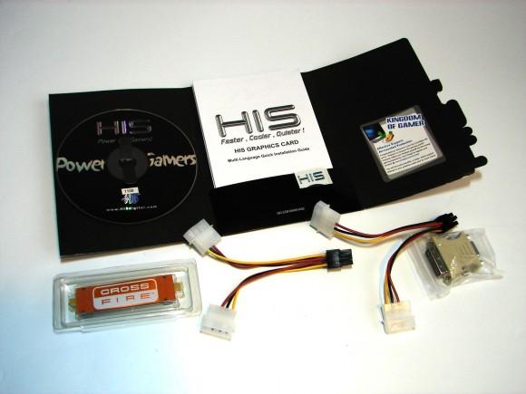 HIS Radeon HD 6790 IceQX accesorii 580x435 HIS Radeon HD 6790 IceQX Turbo: pentru cei pretenţioşi
