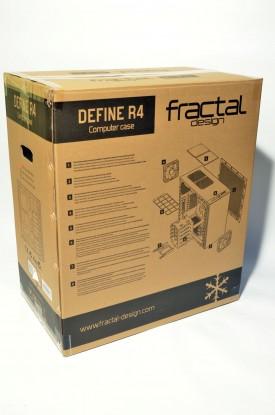 Fractal Design Define R4 - ambalaj 1 spate