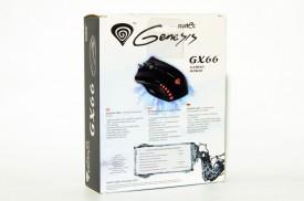 Natec Genesis GX66 - ambalaj spate