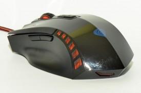 Natec Genesis GX66 - sus spate