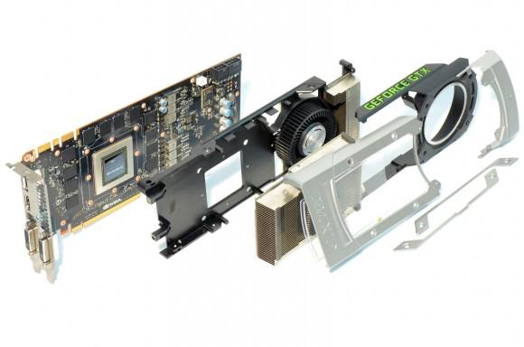 NVIDIA GeForce GTX 780 - asamblare