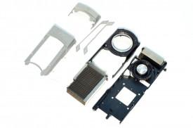 NVIDIA GeForce GTX 780 - cooler fata