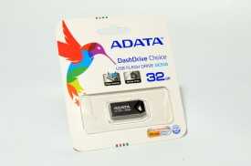 ADATA DashDrive Choice UC510 32GB - ambalaj fata
