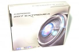 ASRock Z87 Extreme4 - ambalaj fata