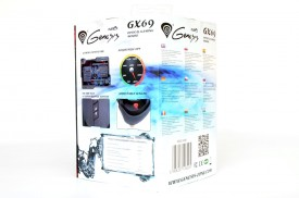 Natec Genesis GX69 - ambalaj spate