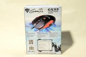 Natec Genesis GX88 - ambalaj spate