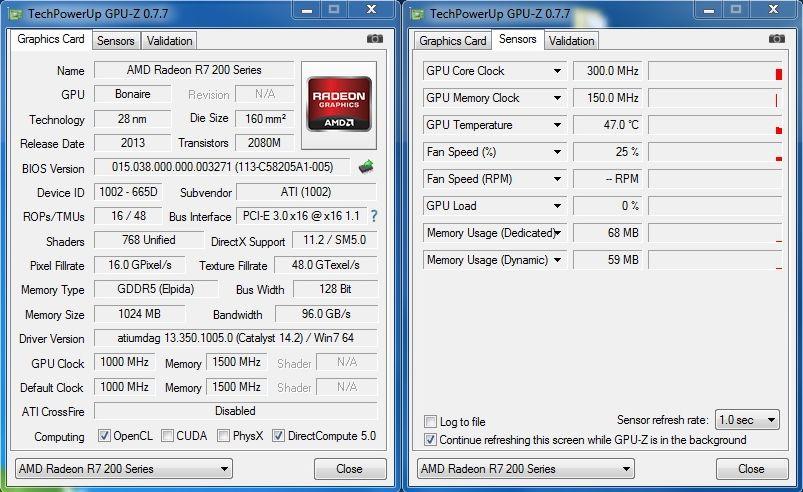 2 completări în seria AMD Radeon R 200: R7 260X şi R9 270 | ITfiles