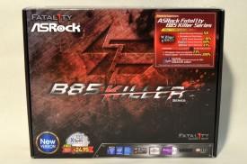 ASRock Fatal1ty B85 Killer - ambalaj fata