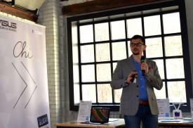 Lansare ASUS Transformer Book Chi - Bogdan Georgescu